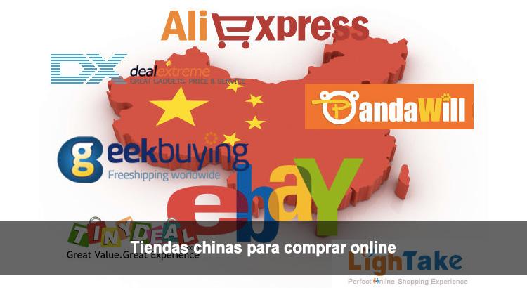 Lista de compras de PayPal en China 1