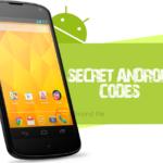 Lista de códigos de servicio secretos ocultos para teléfonos móviles chinos 6