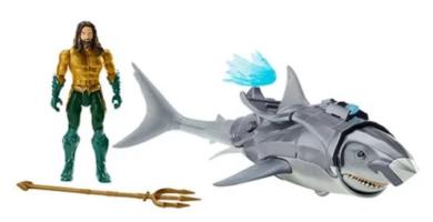 Comprar figuras de Aquaman 10