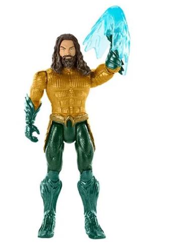 Comprar figura de Aquaman 2018 7
